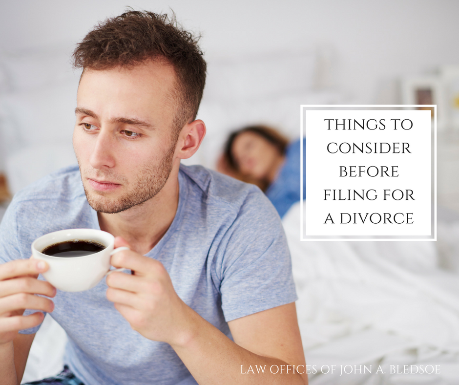 Things to Consider Before Ending Your Marriage