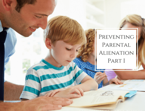 preventing parental alienation