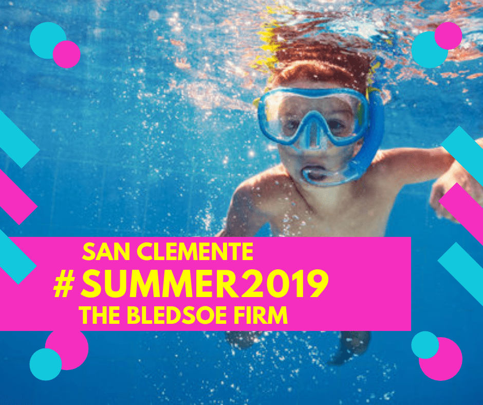 San Clemente Summer 2019 Activities for Kids & Teens