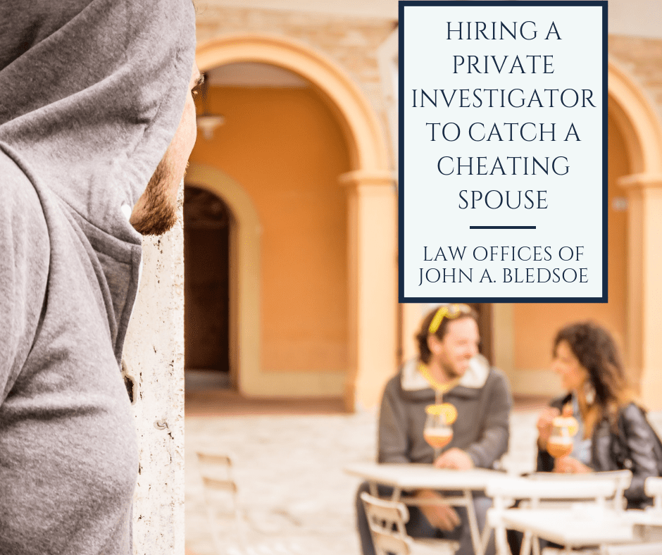 Hiring a Private Investigator to Catch a Cheater in Orange