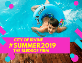 Irvine Summer 2019 Activities for Kids & Teens