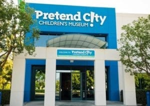 Pretend City Kids Museum Irvine