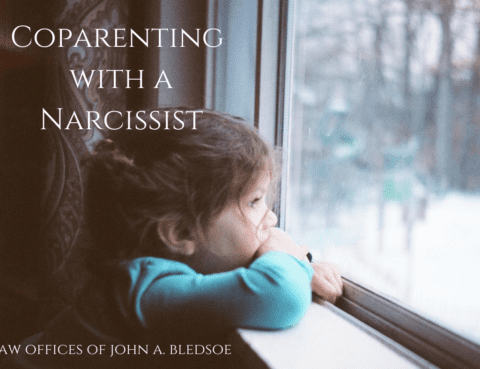 Coparenting after Divorce with a Narcissist Spouse